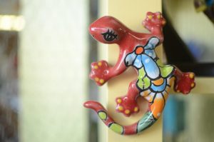 Mexican Talavares Pottery