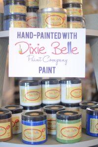 Dixie Belle Chalk Paints